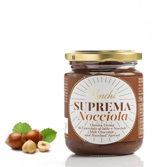 VENCHI Crema spalmabile Suprema Nocciola - 250 gr