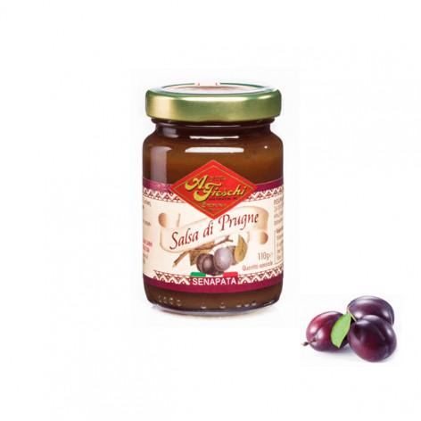 Salsa di Prugne senapata - 110 gr.