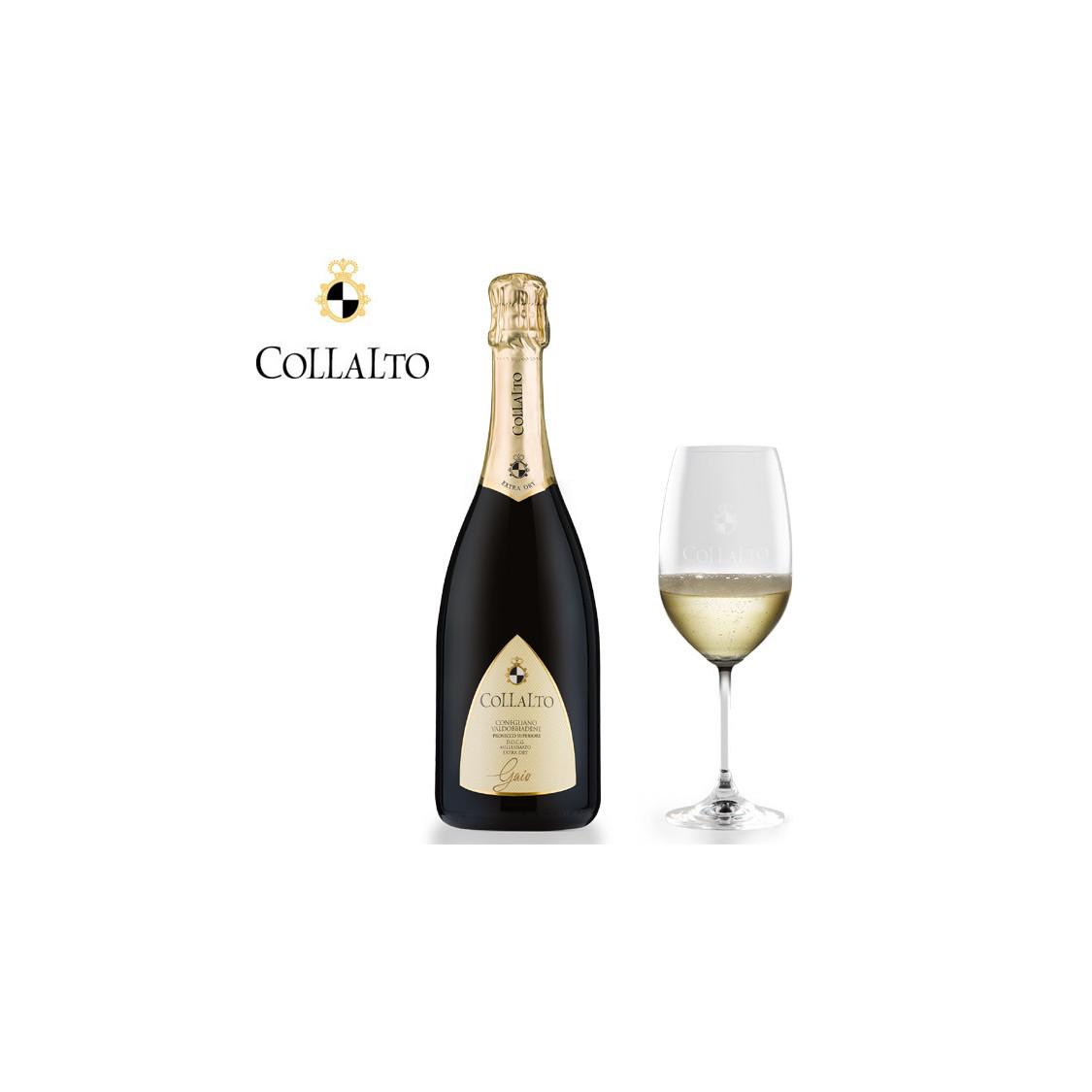 COLLALTO Gaio Extra Dry DOCG - 75 cl