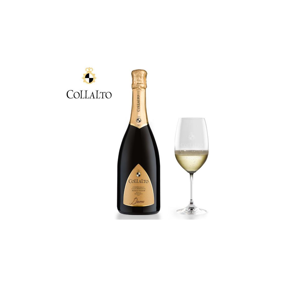 COLLALTO Dame Dry DOCG - 750 ml