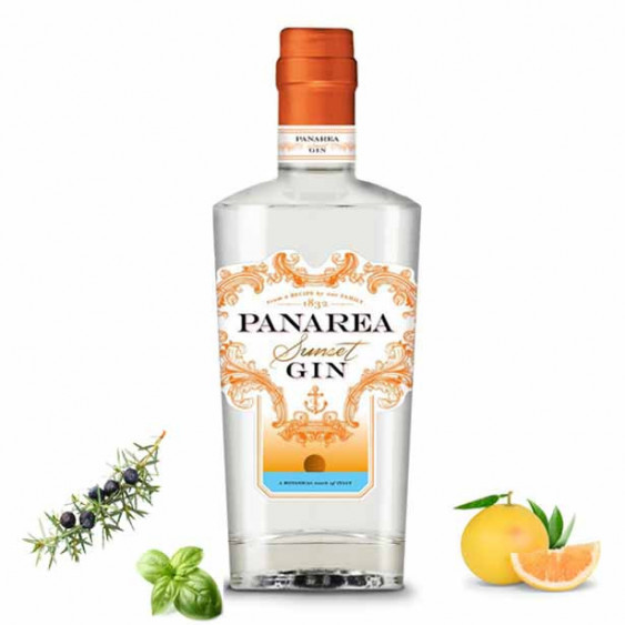 PANAREA Sunset Gin - 70 cl