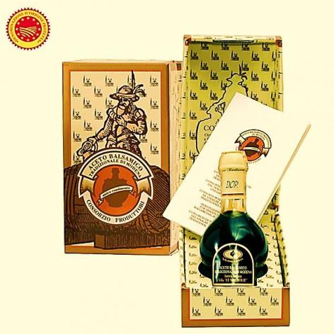 Aceto balsamico tradizionale di Modena D.O.P.  - 100 ml.