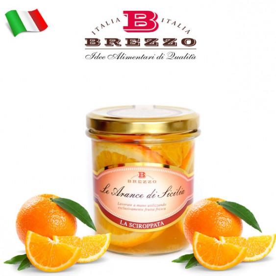 BREZZO - Arance di Sicilia - 320 gr