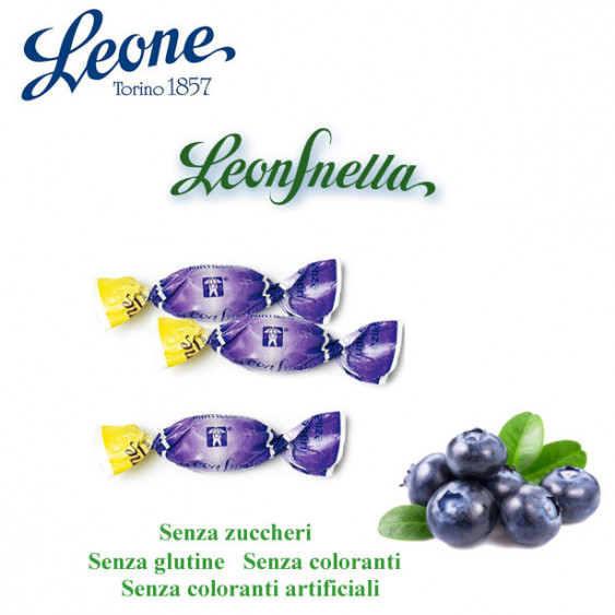 LEONSNELLA Mirtillo - 500 gr
