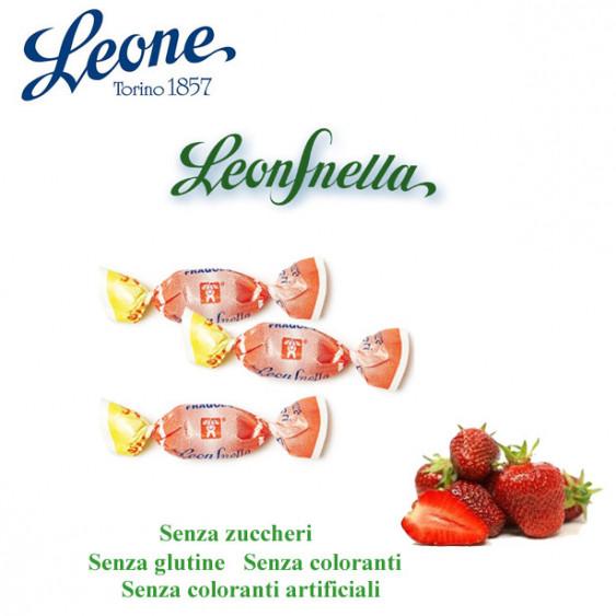 LEONSNELLA Fragola - 500 gr