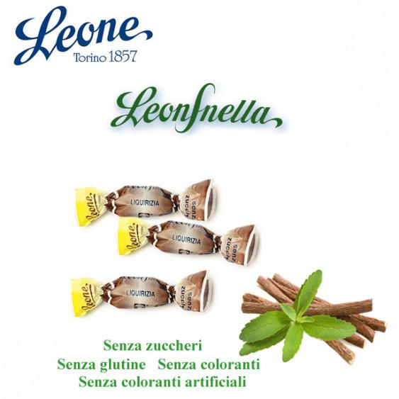 LEONSNELLA Liquirizia - 500 gr