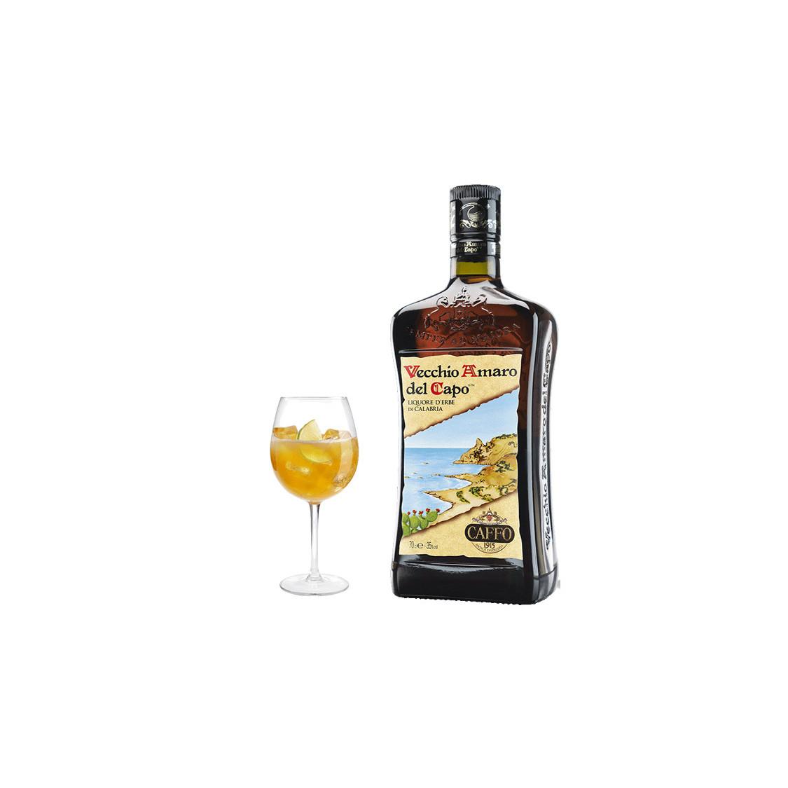 Vecchio Amaro del Capo - 70 cl