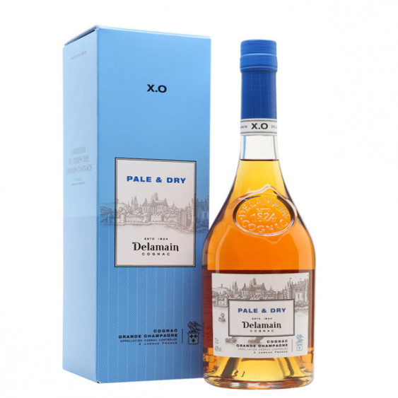 Cognac DELAMAIN Pale & Dry - 70 cl