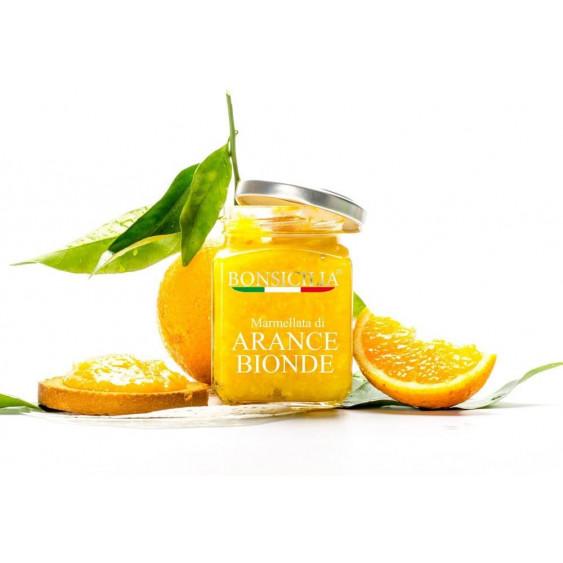 BONSICILIA Marmellata di Arance bionde  - 250 gr