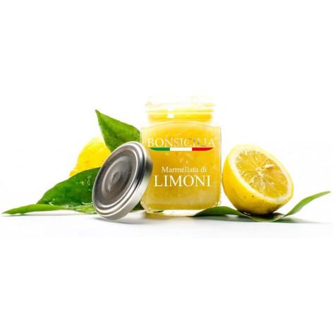 BONSICILIA Marmellata di Limoni - 250 gr