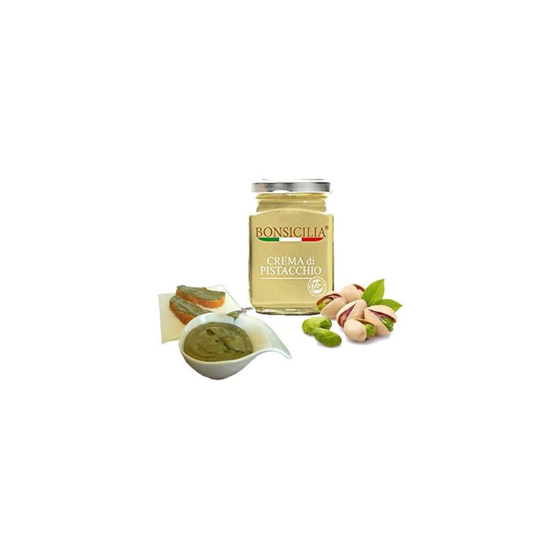 BONSICILIA Crema di Pistacchio - 190 gr