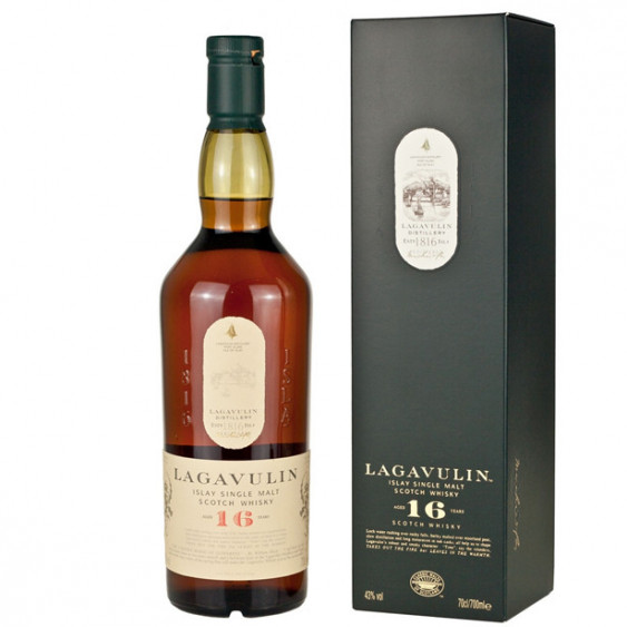 LAGAVULIN Islay Single Malt - 700 ml