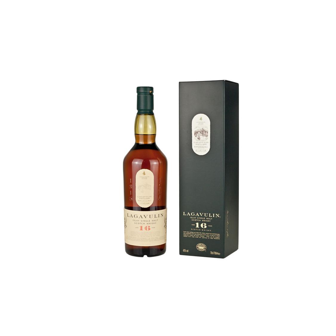 LAGAVULIN Islay Single Malt - 700 ml