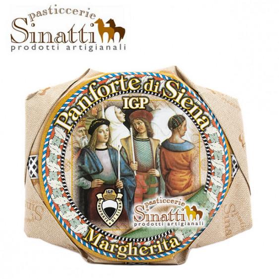 PASTICCERIE SINATTI Panforte Margherita - 225 gr