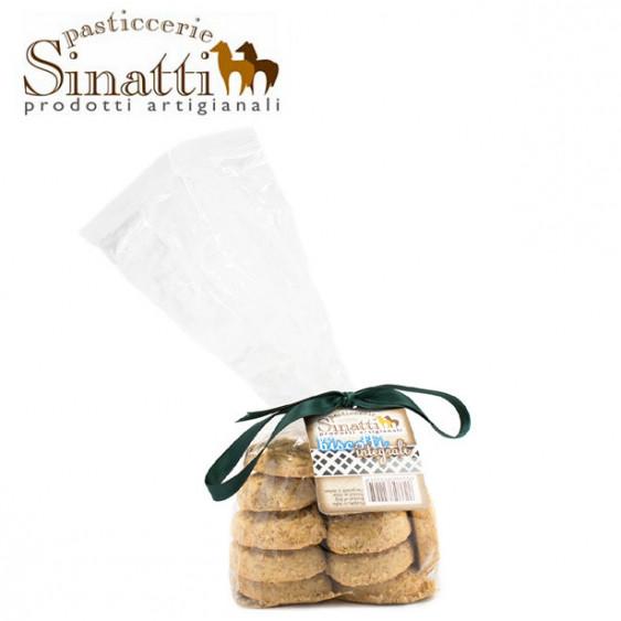 PASTICCERIE SINATTI Biscotti Integrali - 250 gr