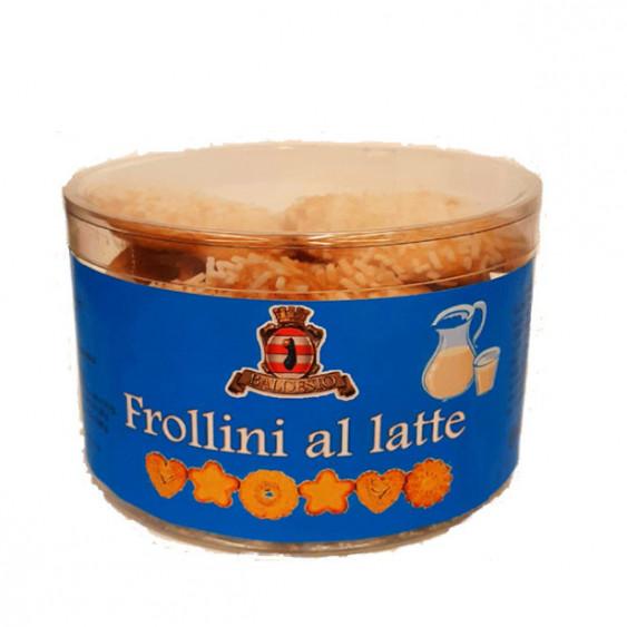 BALDESIO Frollini al latte - 250 gr
