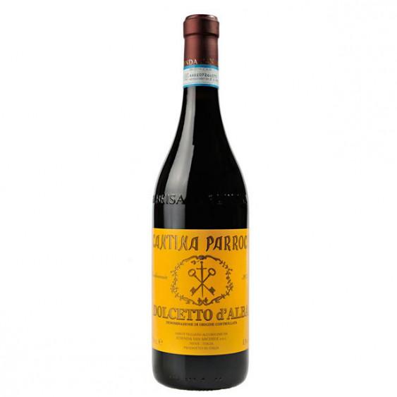 CANTINA PARROCO Dolcetto d'Alba DOC - 75 cl