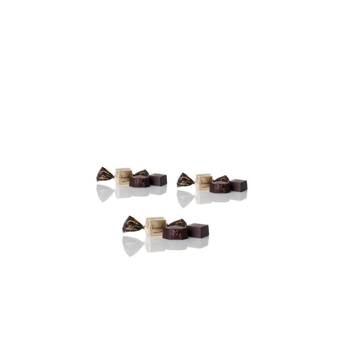 VENCHI Cubotto ripieno Cuor di Cacao - 500 gr