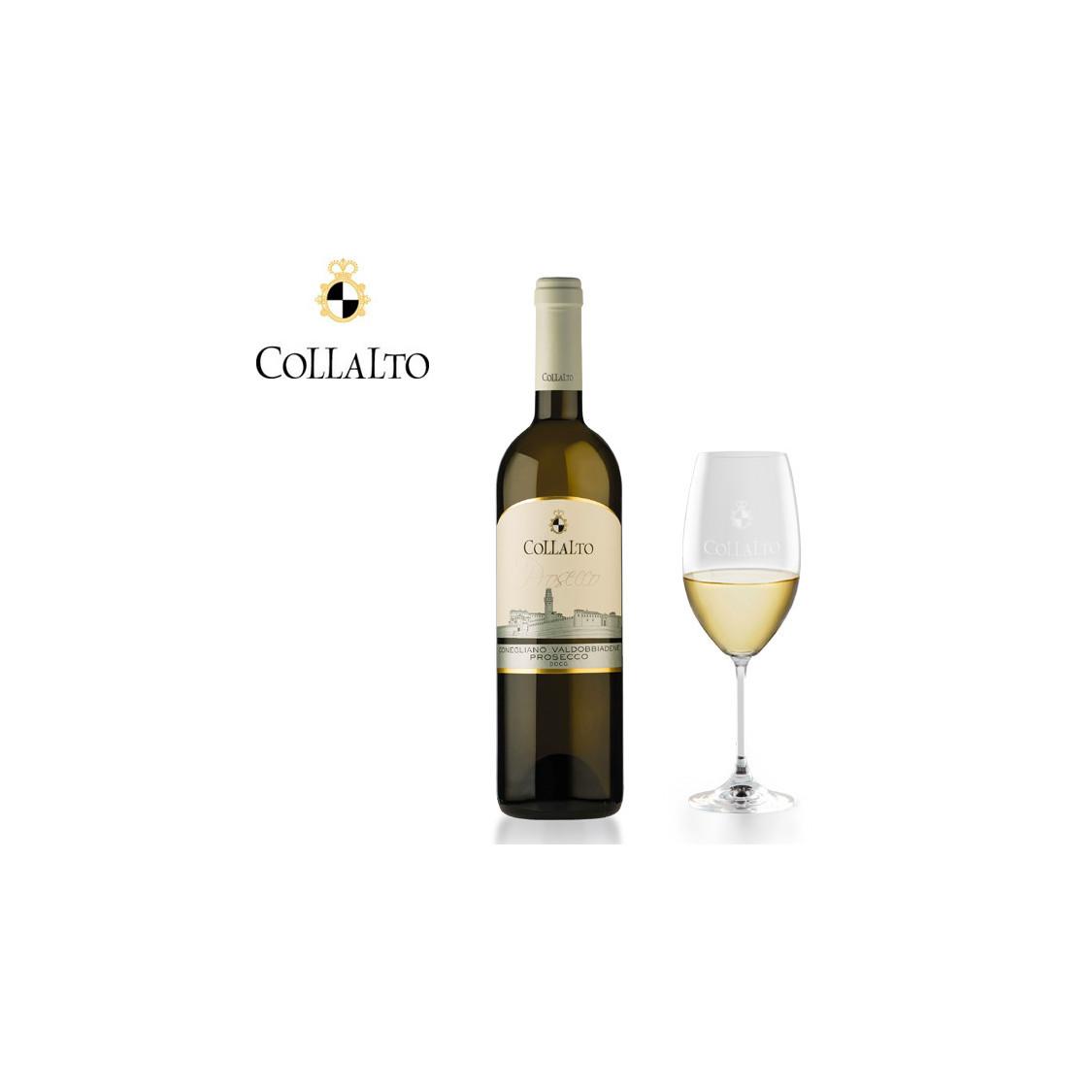 COLLALTO Prosecco Tranquillo DOCG - 75 cl