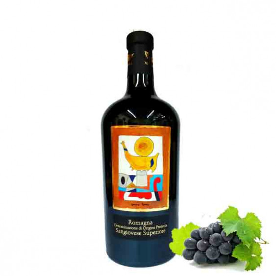 MONTAIA Sangiovese Superiore - 750 ml