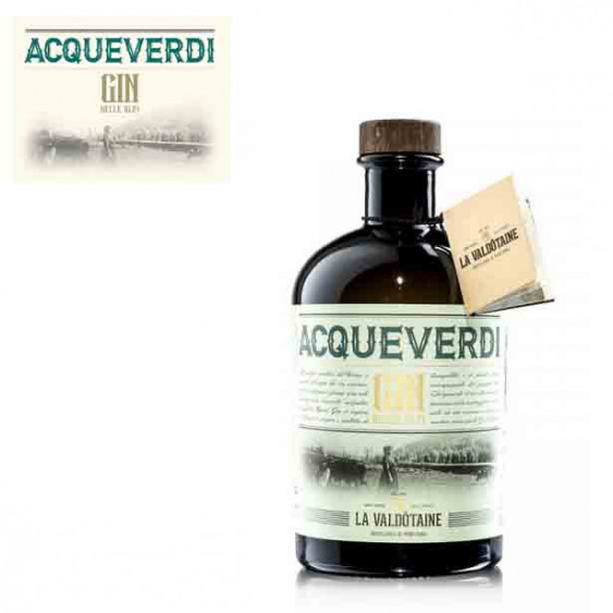Gin ACQUEVERDI - 1000 ml