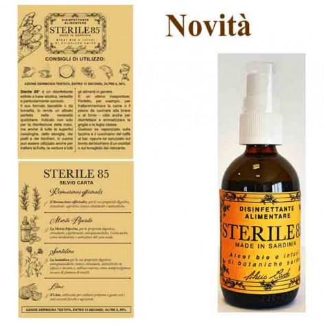 SILVIO CARTA Sterile 85° - 50 ml