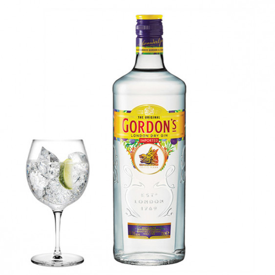 Gin GORDON'S - 1000 ml