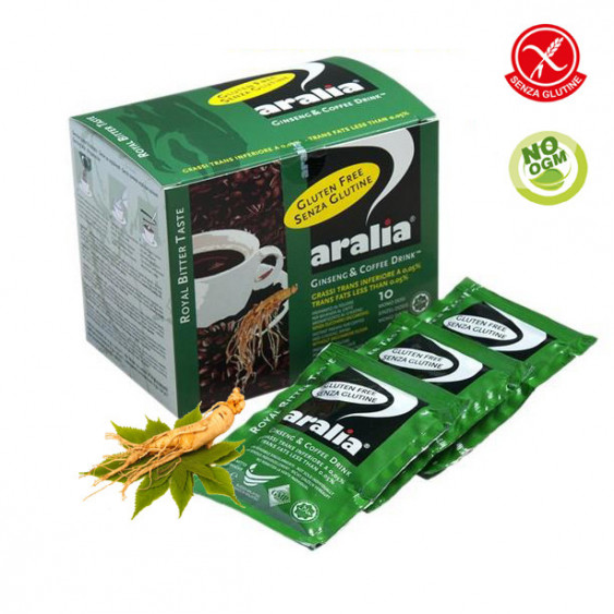 ARALIA® Ginseng & Coffee Drink - 100 gr