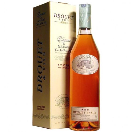 Cognac Grande Fine Champagne 3stelle DROUET