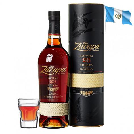 Rum ZACAPA 23 anni 70 cl.