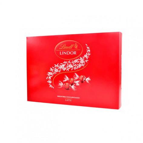 LINDT Praline di cioccolato al latte ripiene - gr.250