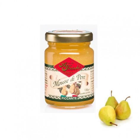 Mousse di pere piccante - 130 gr.