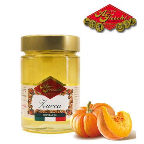 Mostarda di zucca FIESCHI - 380 gr.